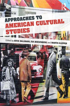 Book cover - Approaches to American Cultural Studies